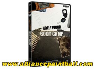 DVD Opsgear Hollywood Boot Camp