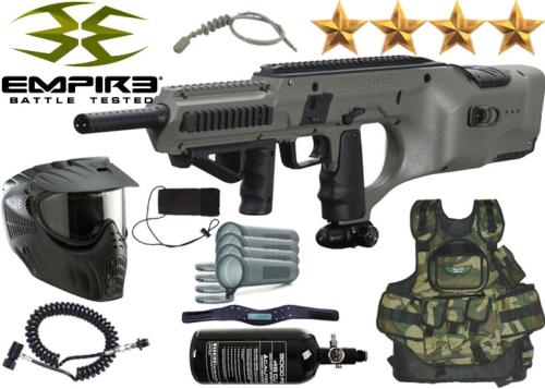 Battle Pack Empire BT D'Fender army green air comprimé