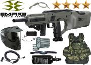 Battle Pack Empire BT D'Fender army green air comprimé + 500 billes offertes