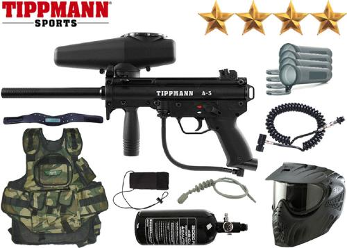 Battle Pack Tippmann A5 air comprimé