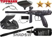 Pack Tippmann Gryphon Shadow Skull air comprimé