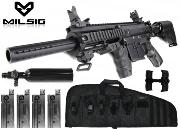 Premium Package Milsig M17 Elite black