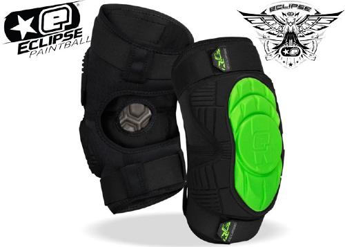 Knee pads Planet Eclipse HD Core taille XL