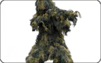 Ghillie suits Airsoft