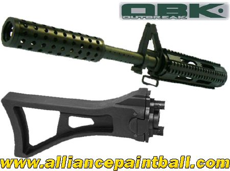 Kit de conversion Outbreak Collision Tippmann A5