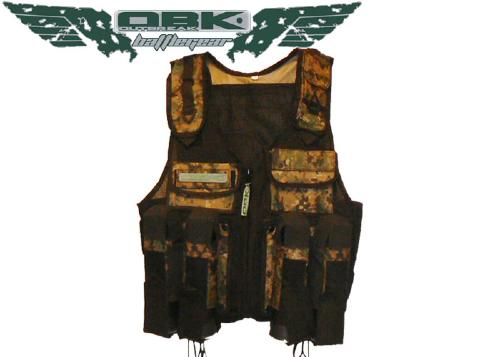 Fighter vest Outbreak Digicam