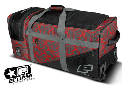 Planet Eclipse GX2 Classic Kitbag - fighter red