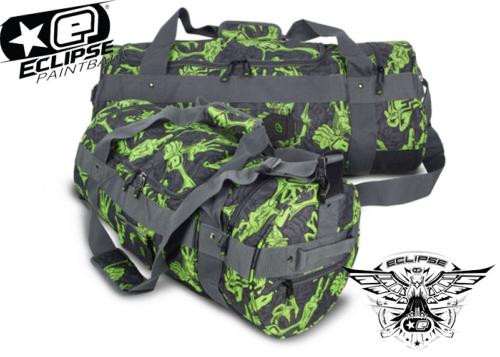 Planet Eclipse Hold-all bag - stretch Poison
