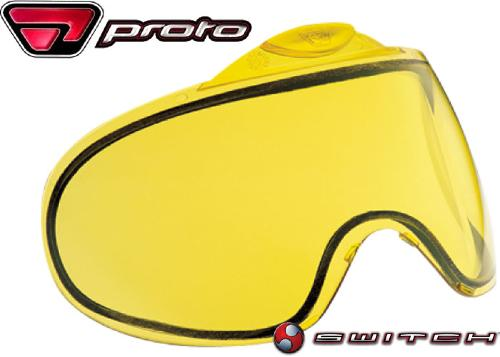 Ecran Proto yellow thermal