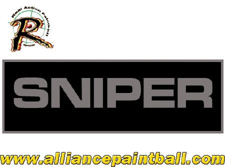Patch grande taille Sniper
