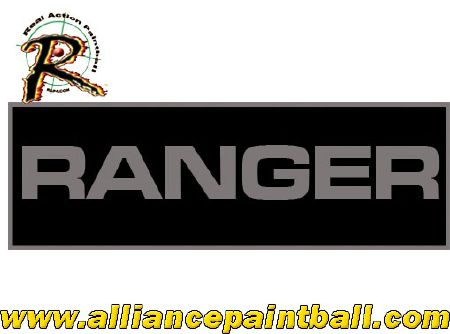 Patch grande taille Ranger