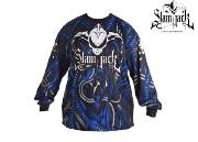 Jersey Slam Jack Biomeka steel blue - Extra-Large