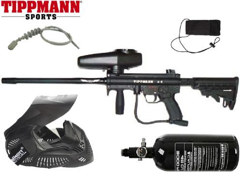 Pack Tippmann A5 California air comprimé