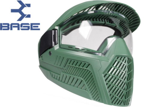 Masque Paintball Base GS-O olive