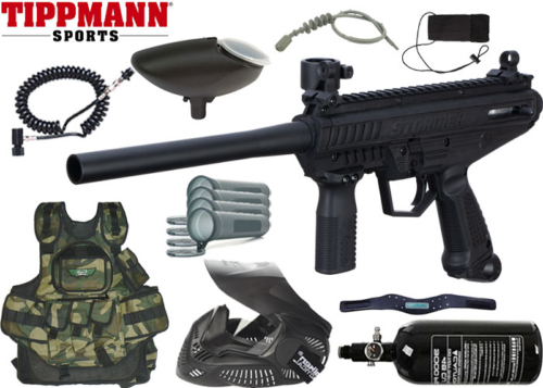 Battle Pack Tippmann Stormer Basic air comprimé