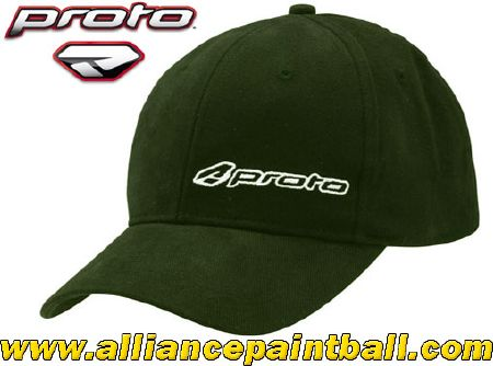 Casquette Proto Traditionnal olive taille S/M