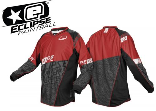 Jersey Planet Eclipse Fantm Fire - taille XXXL