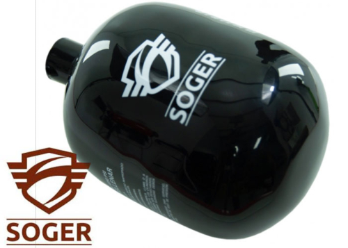 Bouteille Soger Ultralite 0.8l 4500 PSI