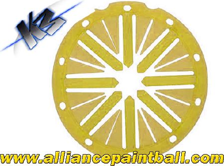 KM Spine Rotor yellow