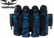 Harnais Valken Redemption Vexagon 4+7 - Navy light blue