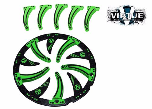 Virtue Crown2 Rotor lime