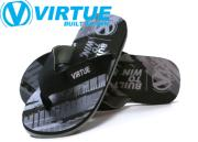 Tongs Virtue black - taille 42