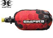 Empire bottle cover FT - red