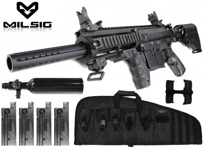 Premium Package Milsig M17 Elite Black