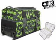 Planet Eclipse GX Split Compact Bag - poison