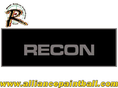 Patch grande taille Recon