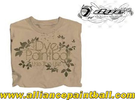 Tee-shirt Dye Recycle natural taille L