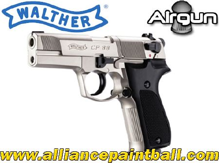 Walther CP 88 Nickel