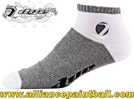 Chaussettes Dye Low Cut white