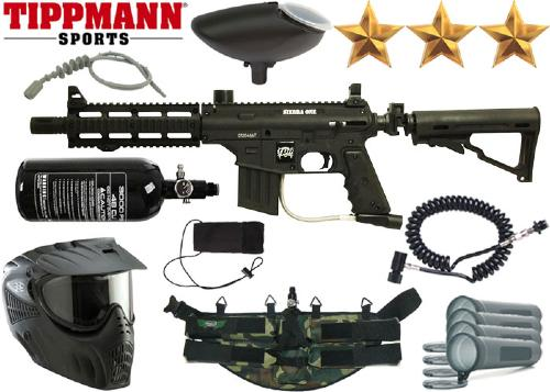 Ranger Pack Tippmann US Army Sierra One air comprimé