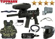 Battle Pack Tippmann Phenom air comprimé + 500 billes offertes