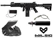 Player's pack Milsig M17 Paradigm + 500 billes offertes