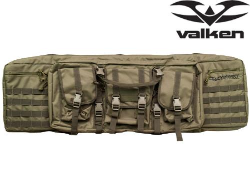 "Valken Tactical double rifle gun case 36"" - olive"