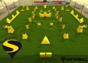 Terrain Sup'airball WPBO 47 obstacles