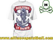 Tee-shirt HK Army Anchor - S