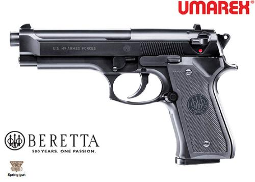 Réplique Airsoft Beretta M9 World D Spring