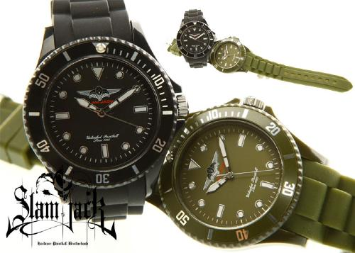 Montre Slam Jack - olive green