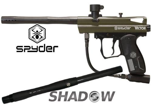 Spyder Victor Shadow olive