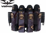 Harnais Valken Redemption Vexagon 4+7 - Gold black