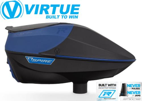 Virtue Spire IR - blue black