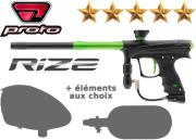 Tournament Pack Proto Rize Maxxed - Black lime