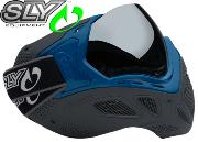 Masque Sly Profit Limited Edition blue grey