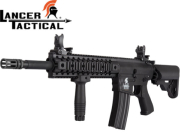 Réplique Airsoft Lancer tactical LT-12 GEN2 M4 Ris Evo black
