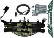 Ensemble Battle Pack Outbreak 4+1 Multicam + mamba + 4 pots