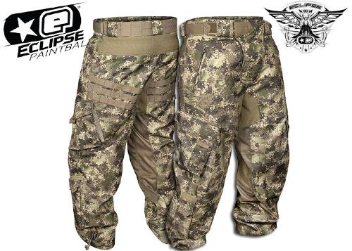 Pantalon Planet Eclipse HDE camo - S