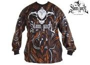 Jersey Slam Jack Biomeka forest brown - Medium